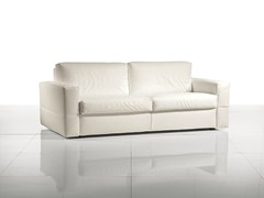 - 2 seater leather sofa bed SIMPLY DESIGN - BODEMA