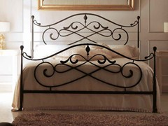 - Wrought iron double bed ARTÙ - CorteZari