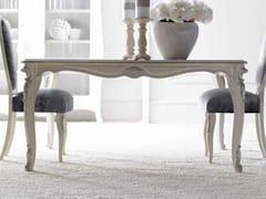 - Rectangular dining table CHARLOTTE - CorteZari