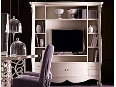 - TV cabinet with shelves MELISSA - CorteZari