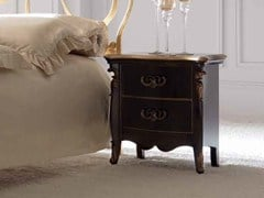 - Bedside table with drawers MELISSA - CorteZari