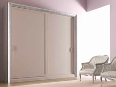- Wooden wardrobe with sliding doors GIUSY - CorteZari