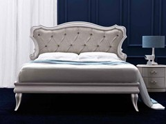 - Double bed with upholstered headboard GIUSY - CorteZari