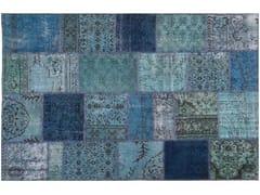 - Handmade patchwork rug ROCK | Rug - Sirecom Tappeti