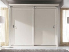 - Wooden wardrobe with sliding doors CLARA - CorteZari