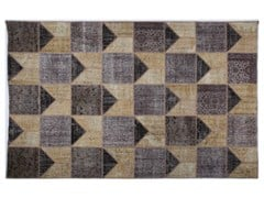 - Handmade rug with geometric shapes ONLY YOU - Sirecom Tappeti