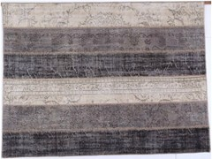 - Striped handmade rug ONLY YOU - Sirecom Tappeti