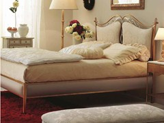 - Double bed with upholstered headboard CAMELOT II - CorteZari