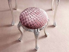- Upholstered stool FILIPPA - CorteZari