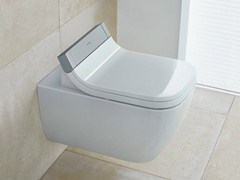 - Wall-hung ceramic toilet HAPPY D.2 | Wall-hung toilet - DURAVIT