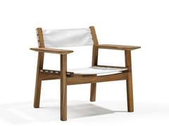 - Batyline® garden armchair DJURÖ | Batyline® garden armchair - Skargaarden