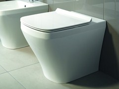 - Ceramic toilet DURASTYLE | Toilet - DURAVIT