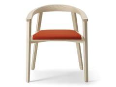 - Ash easy chair with armrests PLUG | Easy chair - CIZETA