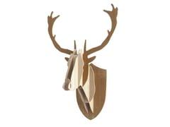 - Wooden wall decor item DEER - Moustache