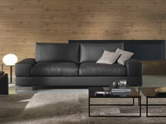 - 3 seater leather sofa ALBERT | 3 seater sofa - Giulio Marelli Italia
