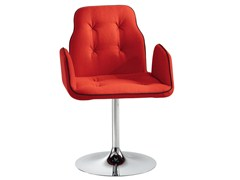 - Swivel wool easy chair BETIBÙ TP - CHAIRS & MORE