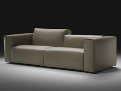 - Recliner 2 seater leather sofa ANDREW | Recliner sofa - Giulio Marelli Italia