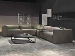 - Sectional modular leather sofa ANDREW | Modular sofa - Giulio Marelli Italia