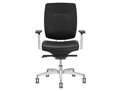 - Task chair with 5-Spoke base with casters SPIRIT | Task chair with casters - SitLand