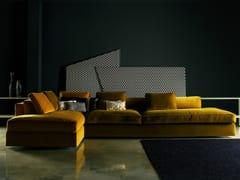 - Sofa DAVOS | Modular sofa - Giulio Marelli Italia