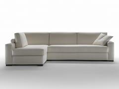 - Sectional corner sofa bed with headrest DREAM | Corner sofa - Giulio Marelli Italia