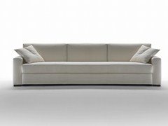 - 4 seater fabric sofa with removable cover DREAM | 4 seater sofa - Giulio Marelli Italia