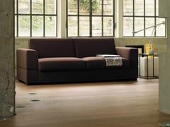 - 3 seater fabric sofa bed GUEST | Sofa bed - Giulio Marelli Italia