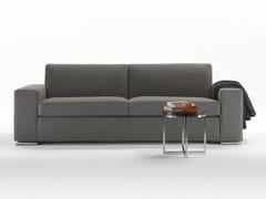 - Fabric sofa bed with removable cover PLUS | Sofa bed - Giulio Marelli Italia