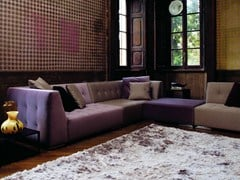 - Modular fabric sofa PRESTIGE | Modular sofa - Giulio Marelli Italia