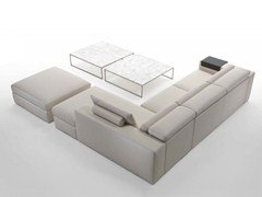 - Sectional leather sofa RICHMOND | Sectional sofa - Giulio Marelli Italia