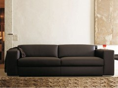 - Leather sofa RICHMOND | Leather sofa - Giulio Marelli Italia