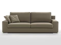 - Leather sofa ROLLY | Sofa - Giulio Marelli Italia