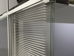 102 Sunscreening systems for facades