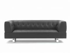 - 3 seater leather sofa SNAKE | Sofa - Giulio Marelli Italia