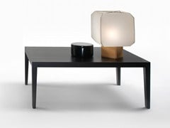 - Low oak coffee table LONDON | Low coffee table - Giulio Marelli Italia