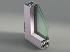 - Aluminium casement window NC 65 STH-i - METRA
