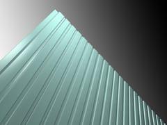 Pannello metallico coibentato per facciataISOWALL - ISOMETAL