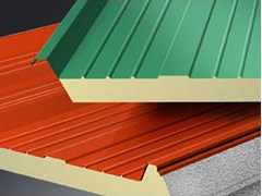 - Insulated metal panel for roof ISOROOF 3G - Isometal