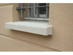 Soglie di marmo per balconi