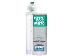 Adesivo di montaggio ibrido bicomponenteOTTOCOLL® M 570 - 8-CHEMIE