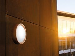 - LED polycarbonate wall light AREO PLUS 350 - Lombardo