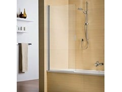 - Folding crystal bathtub wall panel MULTI-S 4000 - DUKA