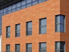 17 Placas de gres para fachadas