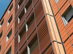 15 Placas de gres para fachadas