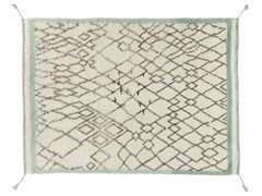 Rug with geometric shapes NOMAD - Miinu