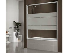 - Crystal bathtub wall panel DUKESSA-S 3000 - DUKA