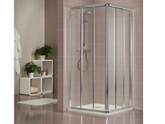 - Shower cabin with sliding door DUKESSA 3000 - DUKA