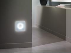 - LED direct light glass and aluminium built-in lamp STILE NEXT POWER 120Q - Lombardo