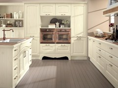 - Decapé ash kitchen with island VERONICA | Kitchen with island - Cucine Lube