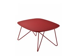 - Low MDF coffee table INK - Zanotta